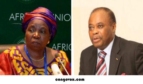 S.E. Pr. Nkosazana Dlamini Zuma; Edem Kodjo