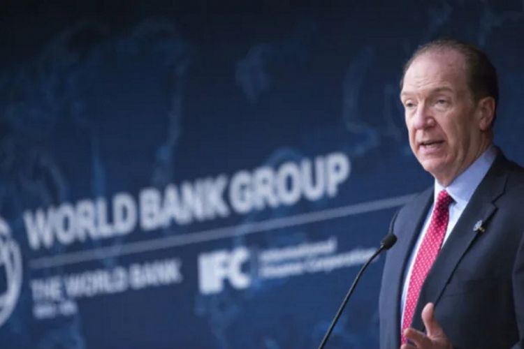 David Malpass, President of the World Bank