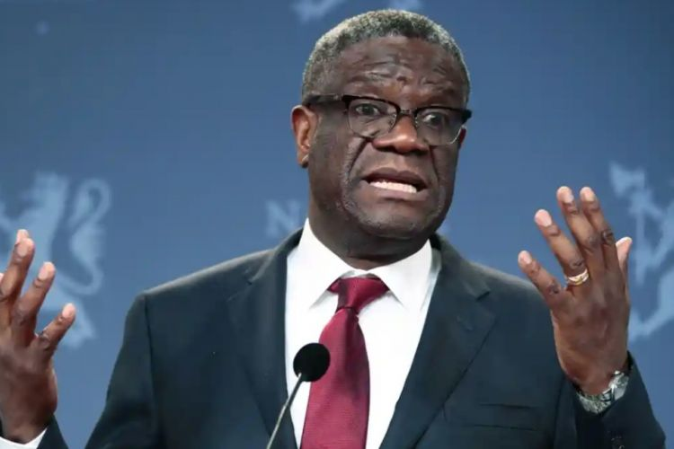 Dr, Mukwege - en securite